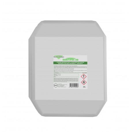 Désinfectant - SANITIFEX AG 75 ML