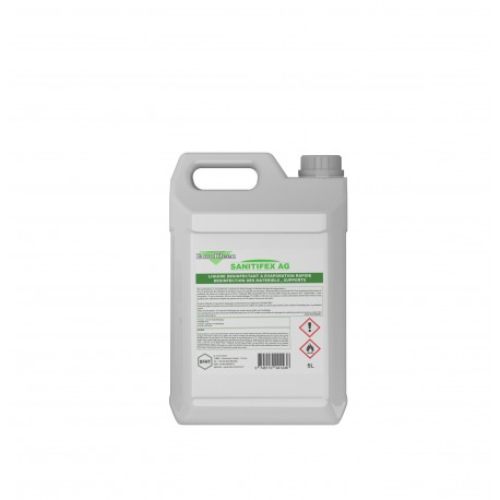 Désinfectant - SANITIFEX AG 75 ML