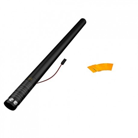 EURO SHOOTER ELECTRIC 80 CM  - GOLD