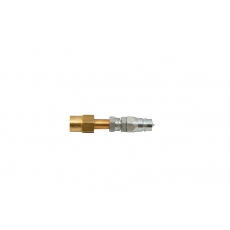Co2 Bottle Connector - Quick connector male