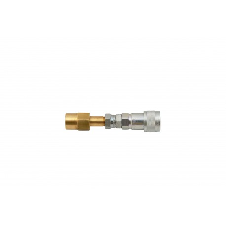 Co2 Bottle Connector - Quick connector Female