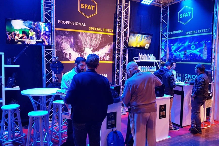 SFAT at JTSE 2019 - A national technical event at The Pullman Dock - Paris !